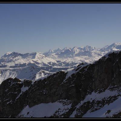 Tarent - Alpes vaudoises - 12 mars 2015