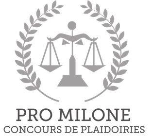 #ProMilone - Récapitulatif & résultats de la 1ère édition du concours de Plaidoiries...