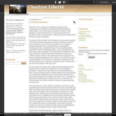 Chartres Liberté