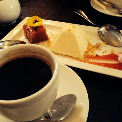 Dessert in London...