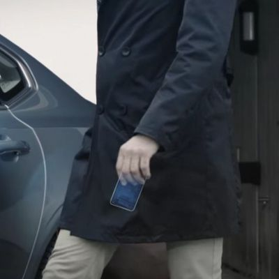 L'application sans clé de Volvo bientôt disponible