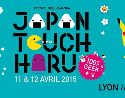 Souvenirs du Japan Touch Haru 2015