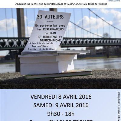 1er Salon des auteurs  Drôme-Ardèche