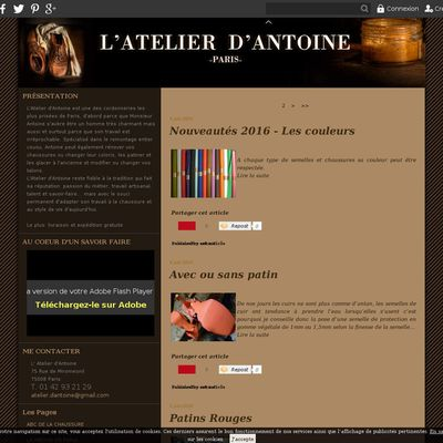 le blog latelierdantoine