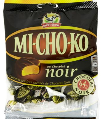 Bananes aux Michokos en papillote