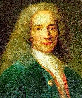 21 novembre 1694: Naissance de Voltaire