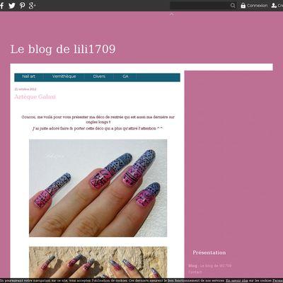 Le blog de lili1709
