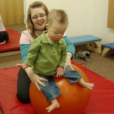 Exercise Routine for Babies With Down Syndrome
