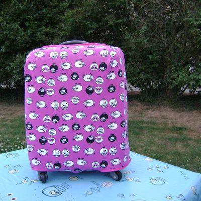 Chaussette pour valise