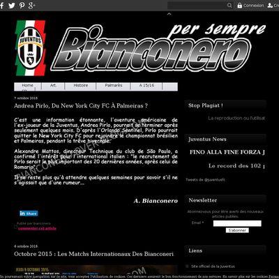 Le blog de bianconero