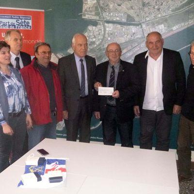 Et 15 520 euros de plus pour le futur canot de la SNSM