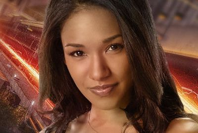 Candice Patton (The Flash) : Invitée du #FTV16