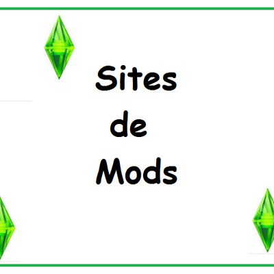 Les sites de mods