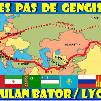Dans les pas de Gengis Khan