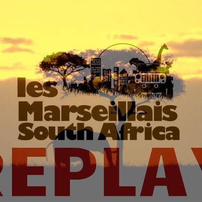 "REPLAY "" Les Marseillais: South Africa """