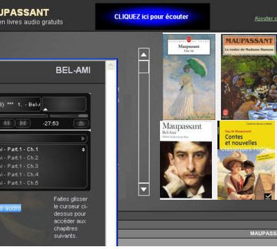Maupassant AudioVideo Ressources