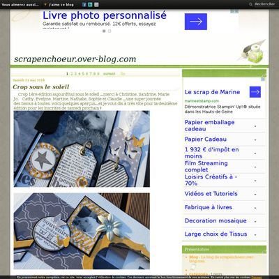 Le blog de scrapenchoeur.over-blog.com