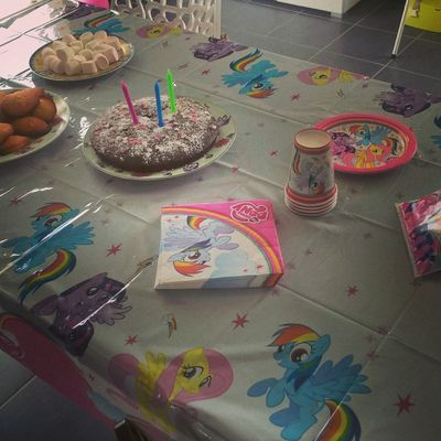 3 years' party!