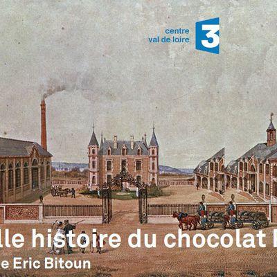 La BELLE HISTOIRE du CHOCOLAT POULAIN