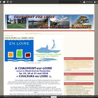 Le blog de chaumont aufildutemps