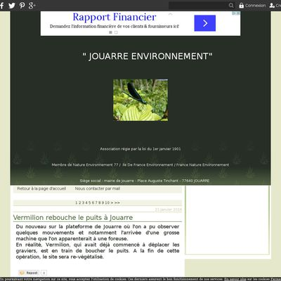 Jouarre  Environnement
