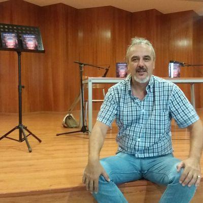"""Presentación de """"La sangre sobre las azucenas"""" en Formentera del Segura, el 02-07-2016"""