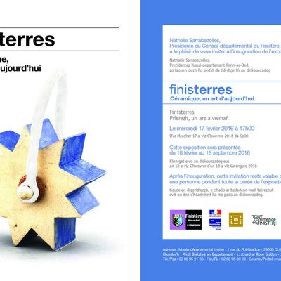 """Exposition """" FinisTerres"""""""