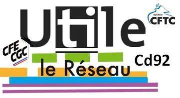 Réseau Utile CFE-CGC CFTC du Conseil Départemental des Hauts de Seine (92)