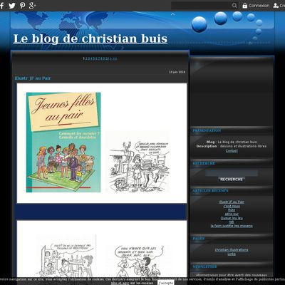 Le blog de christian buis