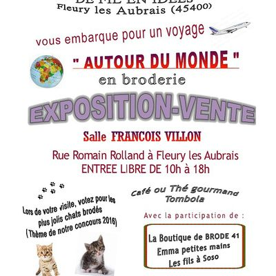 Annonce EXPO