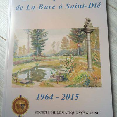 Société philomatique vosgienne, HS n°7. L'armement gaulois du site de La Bure.