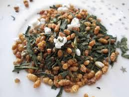 Have a try at Genmaicha Tea!