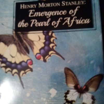 """""""Henry Morton Stanley: Emergence of the Pearl of Africa,"""" book written by Jonathan Musere"""