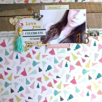 Scrapbooking Day / Lift pour Scrapboukits
