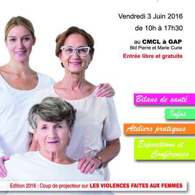 """""""Les femmes face à la maladie"""" avec la CAMI : informations et atelier pratique du Médiété"""