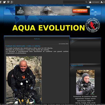 Le blog de Aqua Evolution