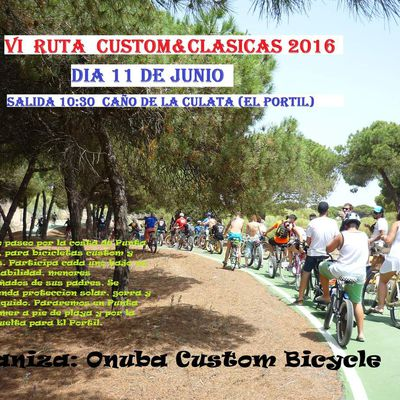 VI RUTA CUSTOM&CLASICAS 2016