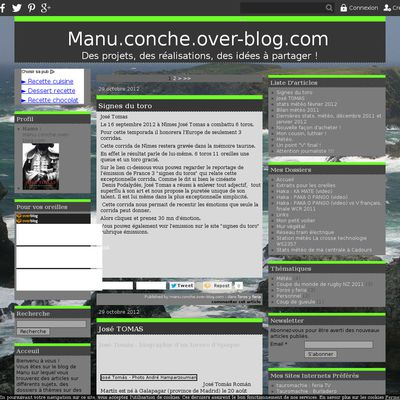 Le blog de manu.conche.over-blog.com