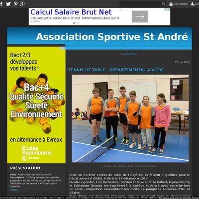 Association Sportive St André