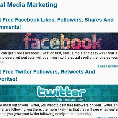 Fans for your Page - Free
