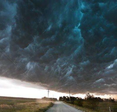 """Tempeste"" Disse la foschia al sole"