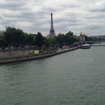 Un p'tit tour à Paris et revient !