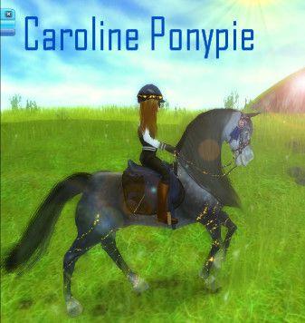 Star Stable ♥ Caroline Ponypie