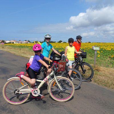 Notre Vélodyssée 2015