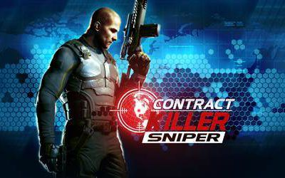 Contract Killer Sniper Hack Cheat