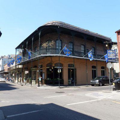 Début de notre aventure : New Orleans