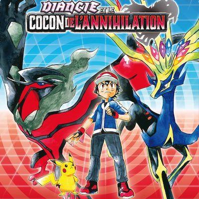 Le nouveau manga pokémon vient de sortir : Diancie et le cocon de l'annihilation