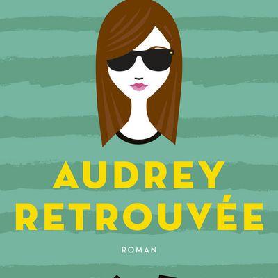 Chronique Livresque : Audrey Retrouvée - Sophie Kinsella 👓📹💑