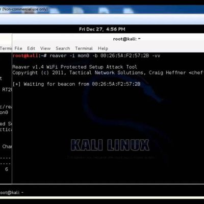 Hacking ADSL Router With Kali Linux