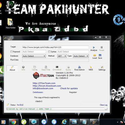 Website Hacking By Havij Video Tutorial